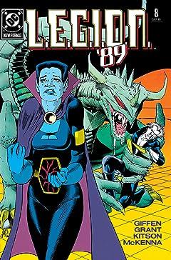 L.E.G.I.O.N. (1989-1994) #8