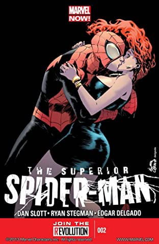 Superior Spider-Man No.2