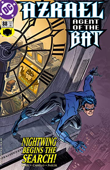 Azrael: Agent of the Bat (1995-2003) #88