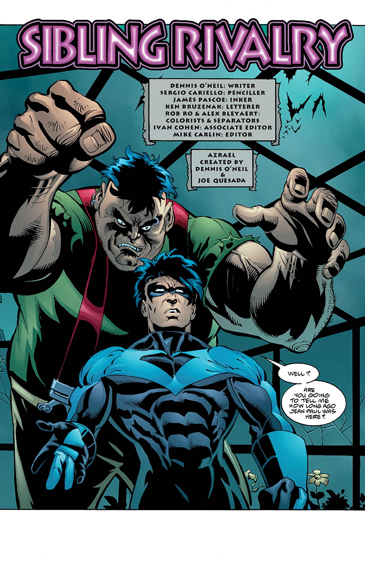 Azrael: Agent of the Bat (1995-2003) #89