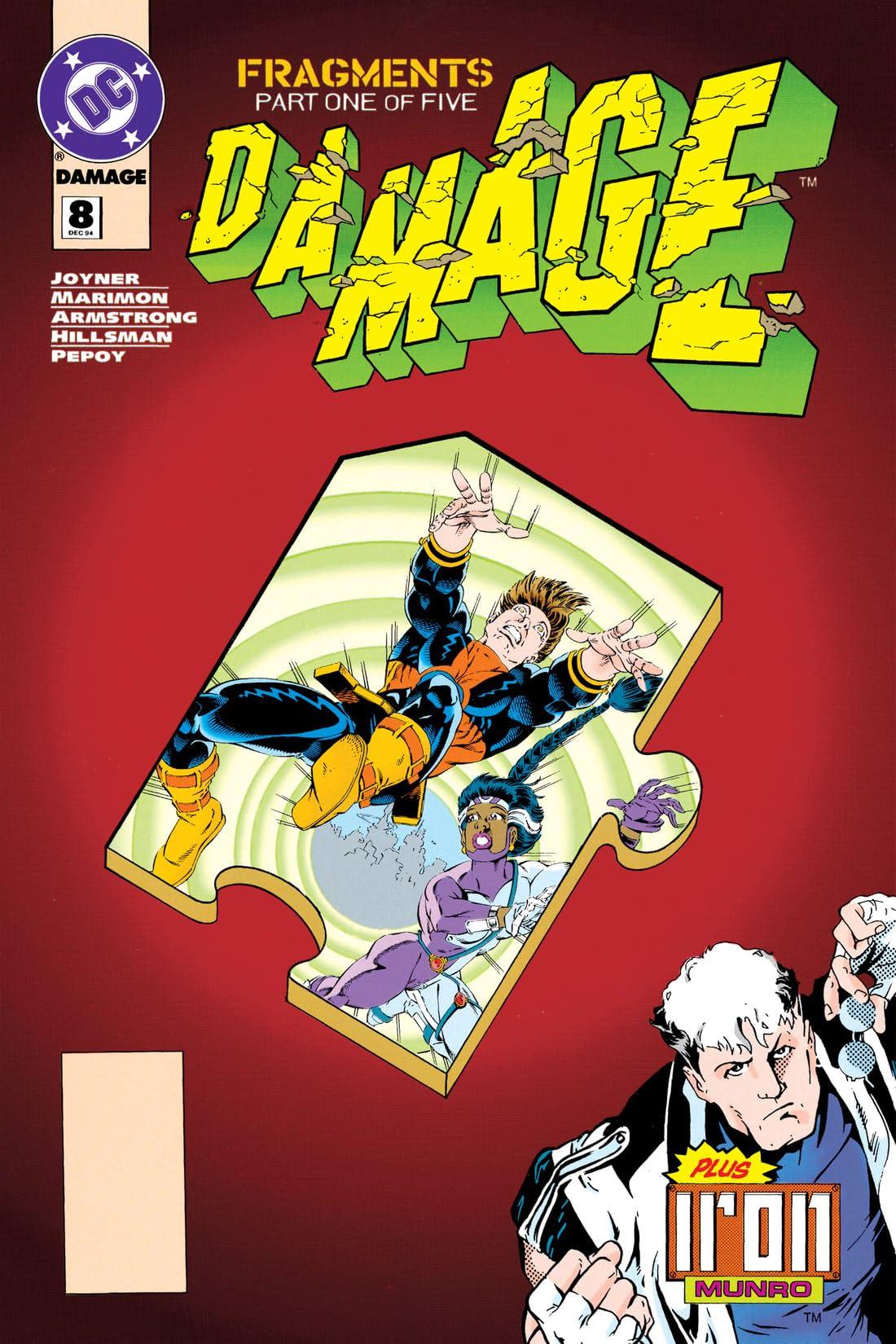 Damage (1994-1996) #8