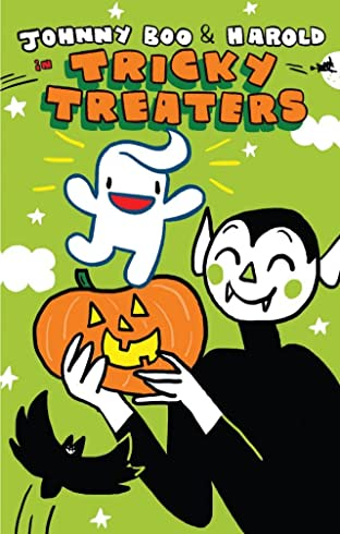 Tricky Treaters: Mini Comic 2012