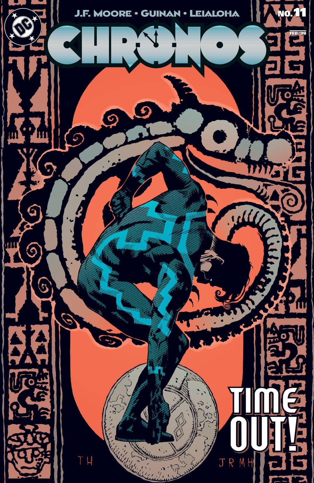 Chronos (1998-1999) #11