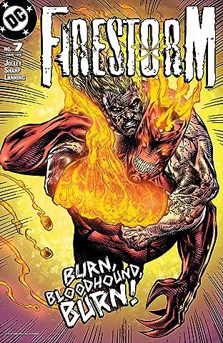 Firestorm (2004-2007) #7