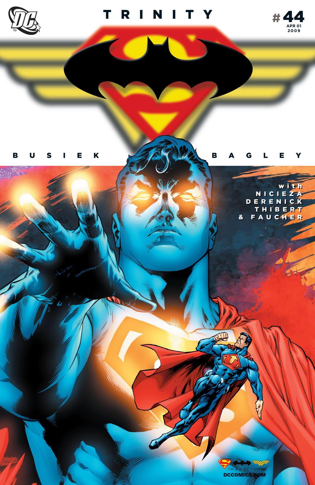 Trinity (2008-2009) #44
