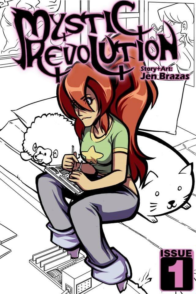 Mystic Revolution #1