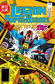 Legion of Super-Heroes (1980-1985) #285