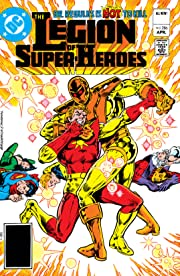 Legion of Super-Heroes (1980-1985) #286