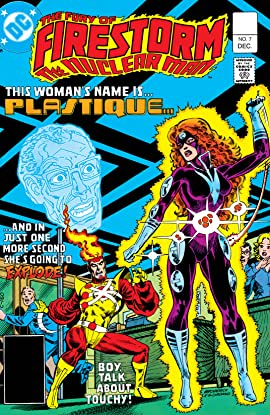The Fury of Firestorm (1982-1990) #7