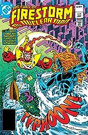 The Fury of Firestorm (1982-1990) #8