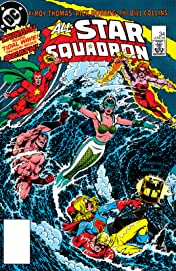 All-Star Squadron (1981-1987) #34