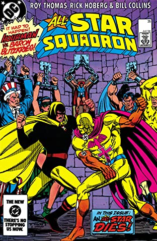 All-Star Squadron (1981-1987) #35