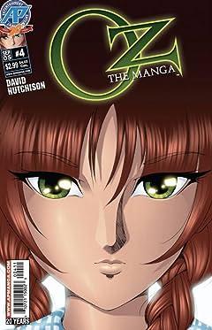 Oz: The Manga #4
