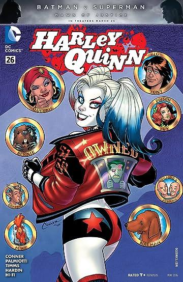 Harley Quinn (2013-2016) #26