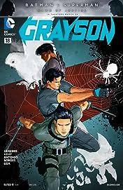 Grayson (2014-2016) #18