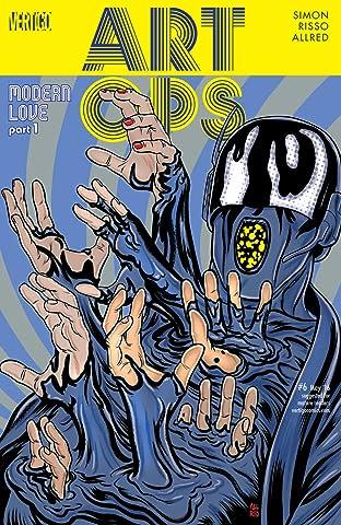 Art Ops (2015-2016) #6