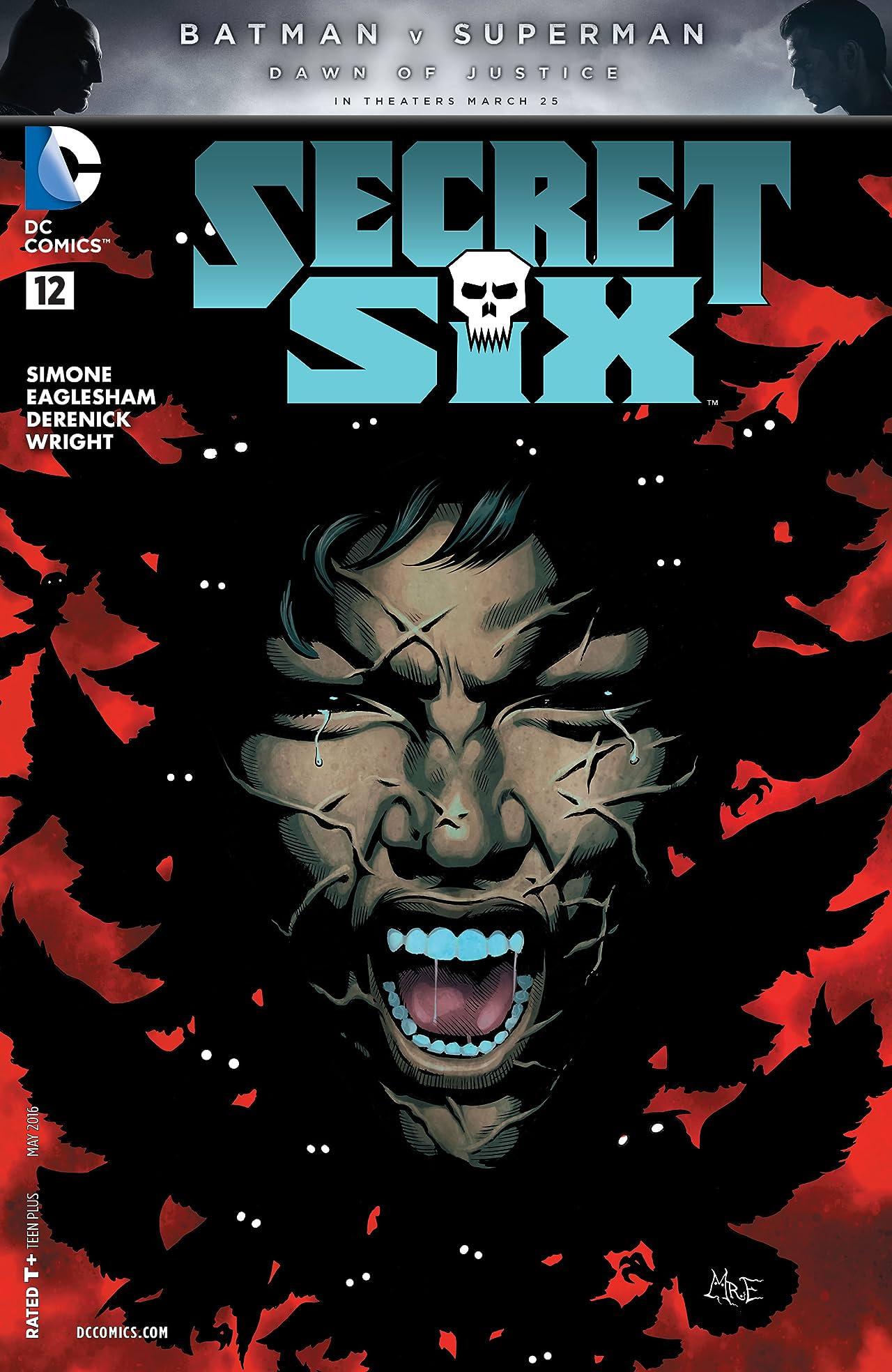 Secret Six (2014-2016) #12