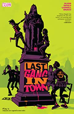 Last Gang in Town (2015-2016) No.4