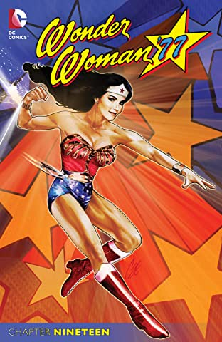 Wonder Woman '77 (2015-) #19