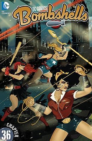 DC Comics: Bombshells (2015-) #36