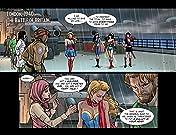 DC Comics: Bombshells (2015-2017) #36