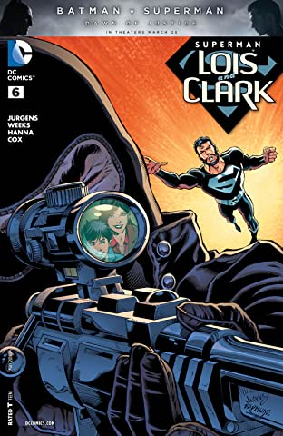 Superman: Lois and Clark (2015-2016) #6