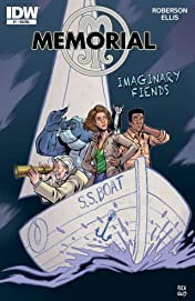 Memorial: Imaginary Fiends #7 (of 9)