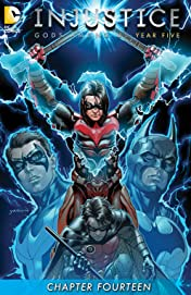 Injustice: Gods Among Us: Year Five (2015-2016) #14