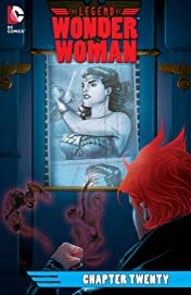 The Legend of Wonder Woman (2015-2016) #20