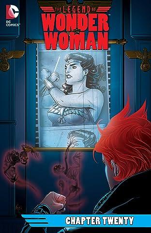 The Legend of Wonder Woman (2015-) #20