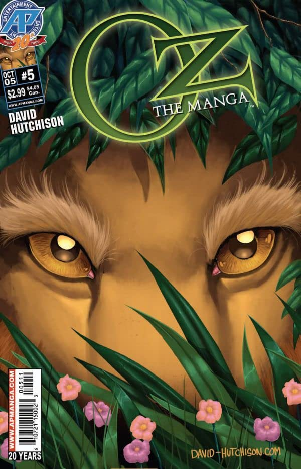 Oz: The Manga #5