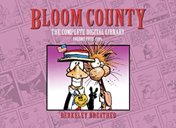 Bloom County: Complete Library Vol. 4