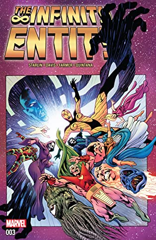 The Infinity Entity (2016) #3 (of 4)