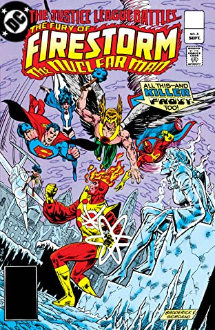 The Fury of Firestorm (1982-1990) #4