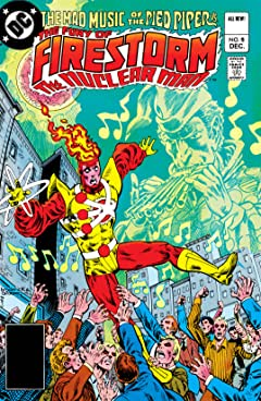 The Fury of Firestorm (1982-1990) No.5