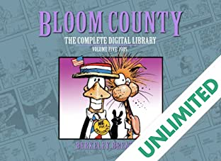 Bloom County: Complete Library Vol. 5