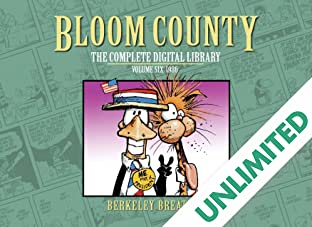 Bloom County: Complete Library Vol. 6