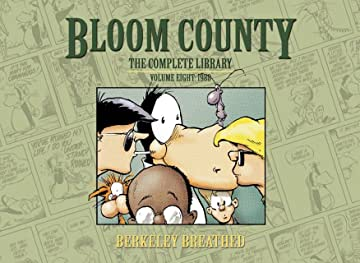 Bloom County: Complete Library Vol. 8