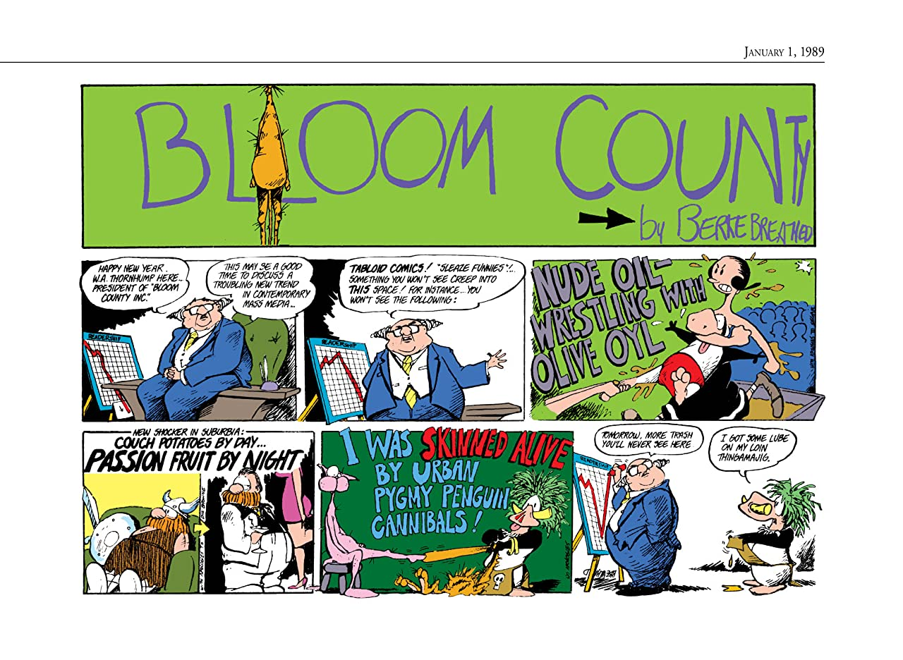 Bloom County: Complete Library Vol. 9