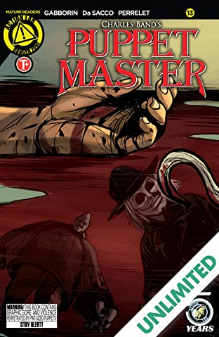 Puppet Master #13