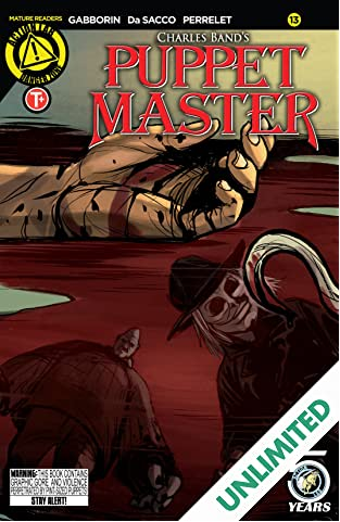 Puppet Master #13