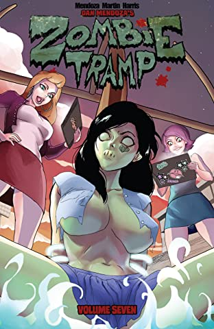 Zombie Tramp Tome 7: Bitch Craft
