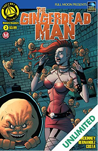Gingerdead Man #2
