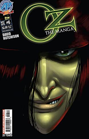 Oz: The Manga #6