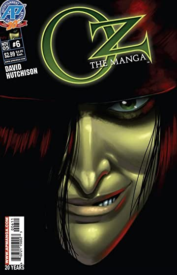 Oz: The Manga #6