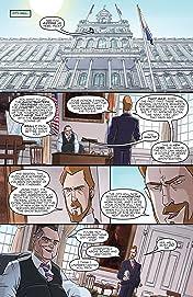 Ghostbusters (2011-2012) Vol. 3: Haunted America