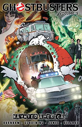 Ghostbusters (2011-2012) Tome 3: Haunted America