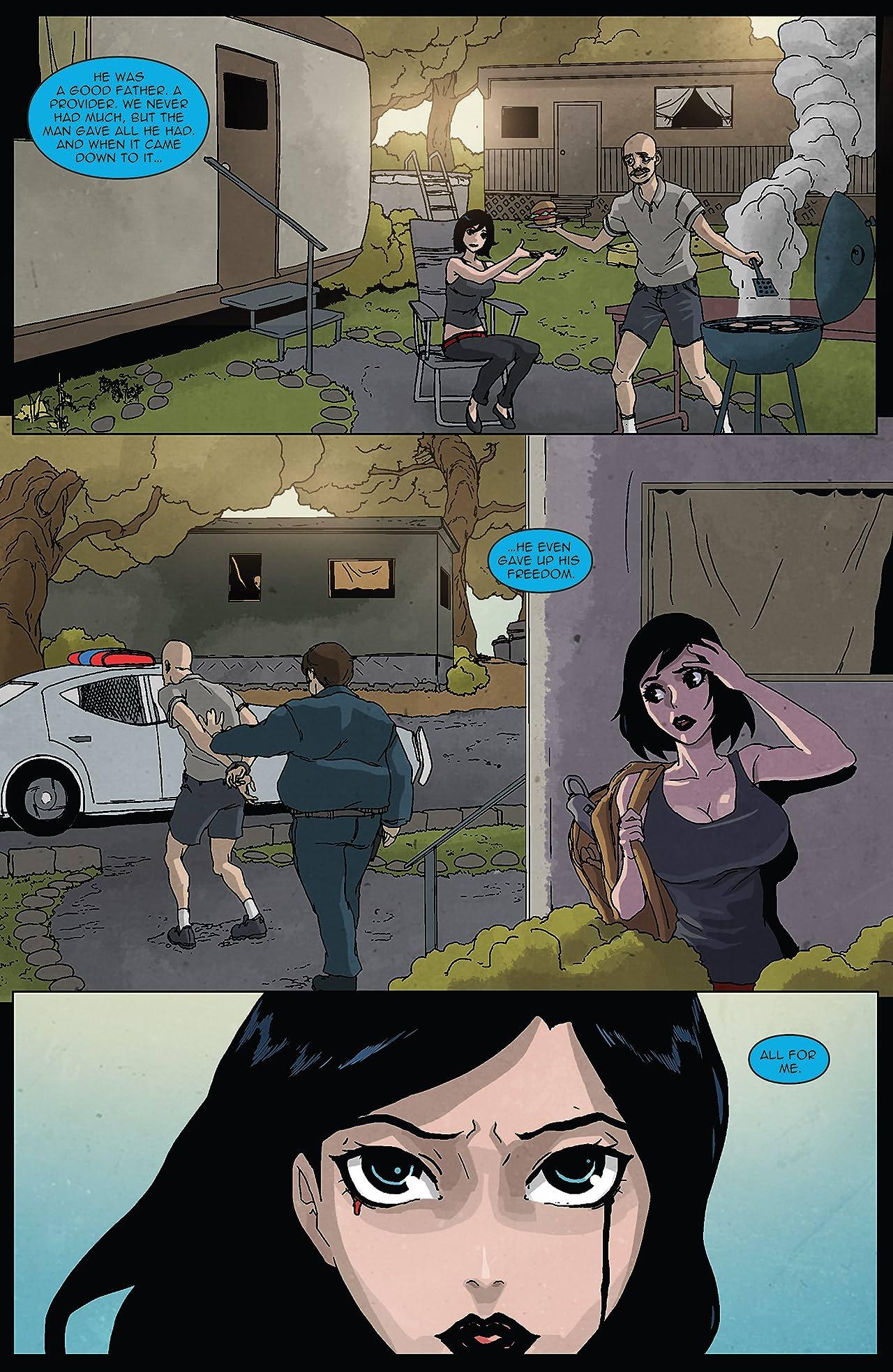 Zombie Tramp #21