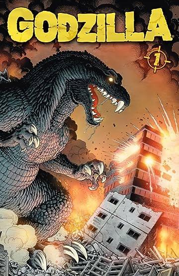 Godzilla (2011-2013) Tome 1