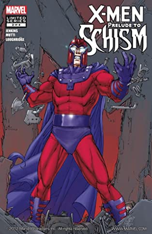 X-Men: Prelude to Schism #2 (of 4)